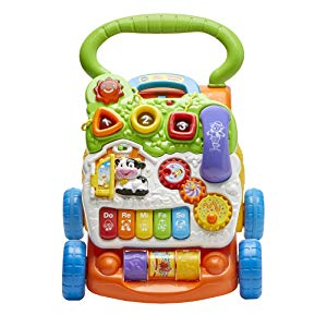 VTech Sit-to-Stand Learning Walker (Frustration Free Packaging))