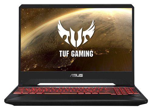 """Asus TUF Gaming Laptop, 15.6"""" IPS Level Full HD, AMD Ryzen 5 3550H Processor, AMD Radeon Rx 560X, 8GB DDR4, 256GB PCIe Nvme SSD, Gigabit WiFi, Windows 10 - FX505DY-ES51"""