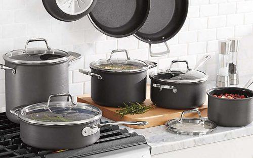 Pan and Pot set