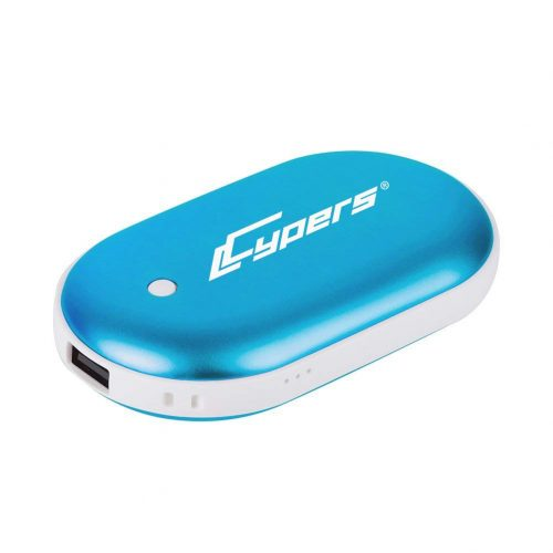 Cypers Double-Side Rechargeable Hand Warmer