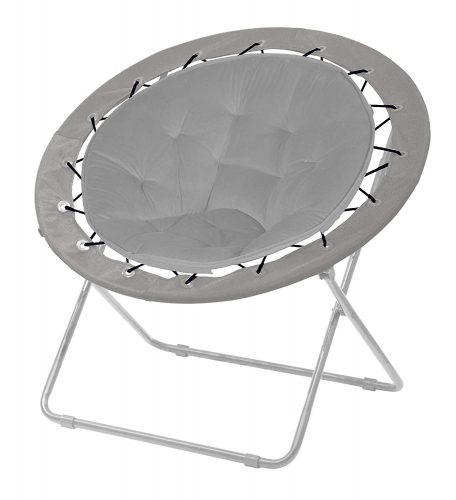 Urban Shop Bungee Chair, Grey