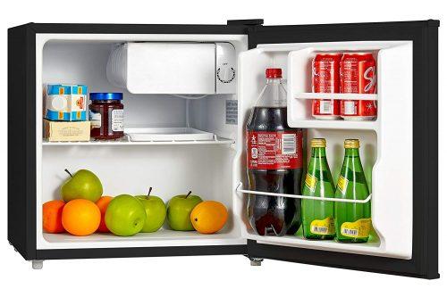 Midea WHS-65LB1 Compact Single Reversible Door Refrigerator