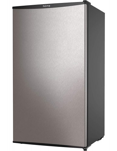 hOmeLabs Mini Fridge - 3.3 Cubic Feet Under Counter Refrigerator