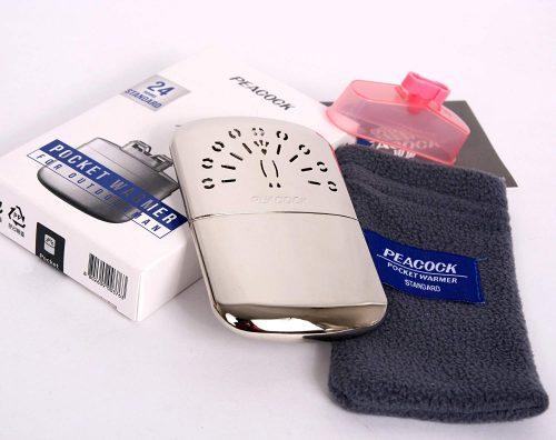 Peacock Hakkin Warmer Standard/Pocket Hand Warmer