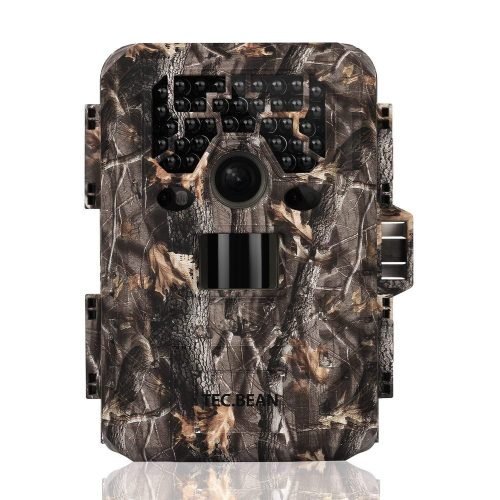 TEC.BEAN Trail Camera 12MP 1080P Full HD Game & Hunting Camera