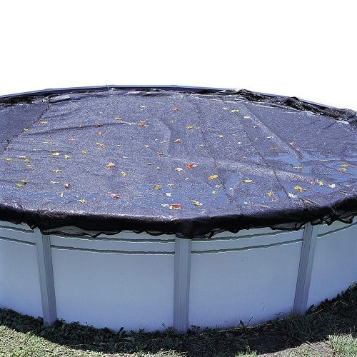 In The Swim LifeSmart 24' Rnd Leaf Net Cover for Above Ground Pools