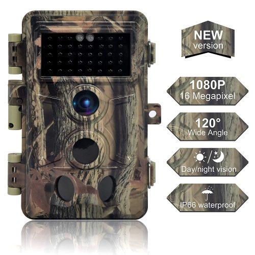 DIGITNOW Trail Camera 16MP 1080P