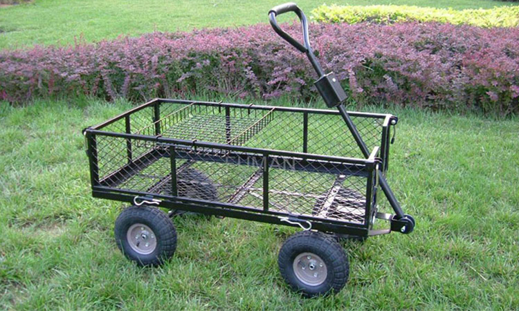 Best Heavy Duty Lawn Garden Utility Carts and Wagons
