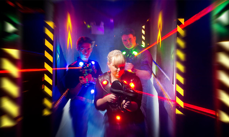 Best Laser Tag Guns
