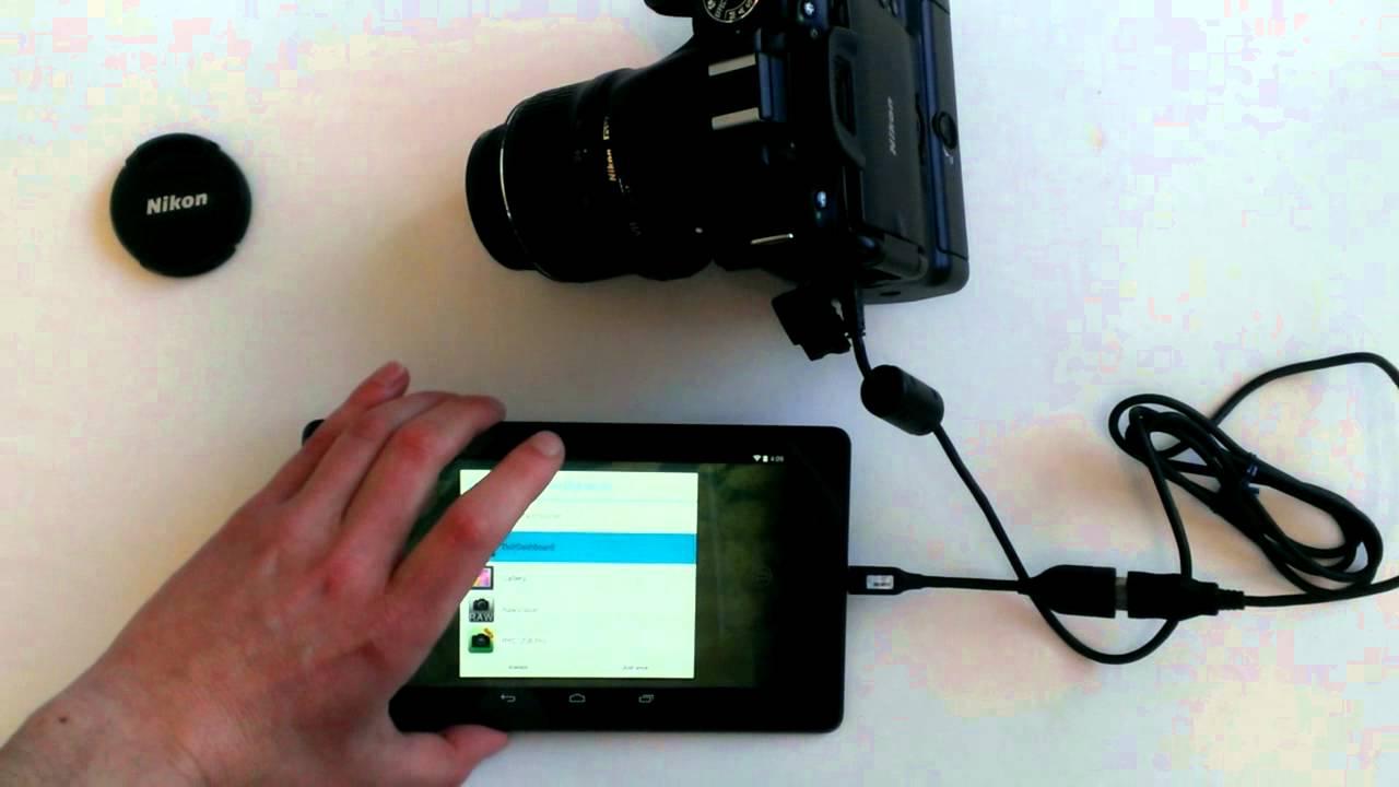 Camera Monitor 1