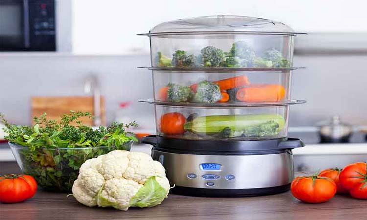 Vegetable Steamers