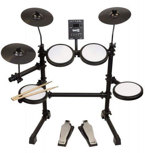 RockJam Electronic Drum Set DDMESH500