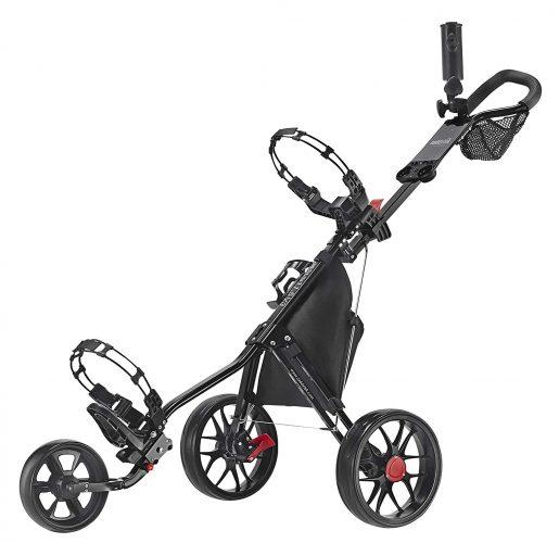 CaddyTekCaddyLite 11.5 V3 Deluxe Golf Push Cart