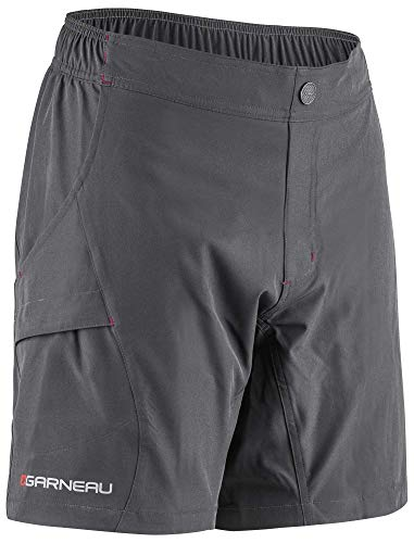 Louis Garneau - Women's Radius Breathable, Padded Mountain Bike MTB Shorts