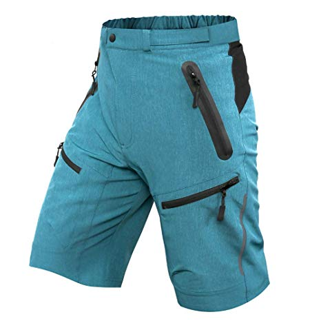Cycorld Women's-Mountain-Bike-MTB-Shorts