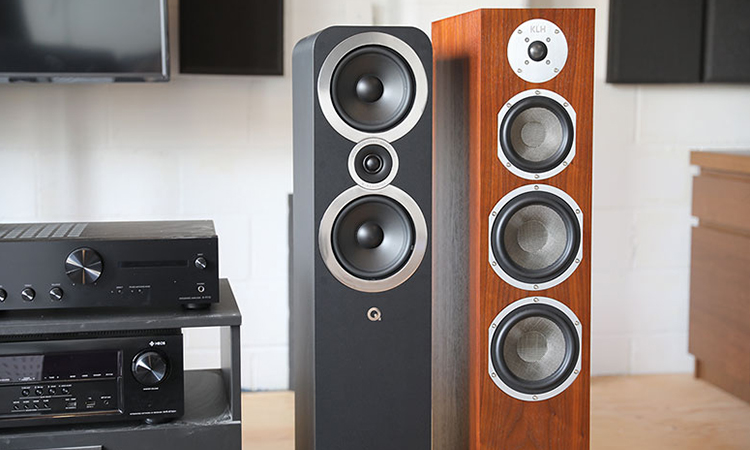 floor standing speakers