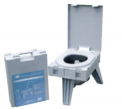 Cleanwaste Go Anywhere Toilet