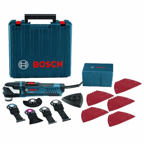 Bosch Power Tools Oscillating MultiTool Kit