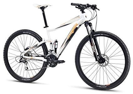 "Mongoose Men's Salvo Sports Mountain Bike with 29"" Wheel"