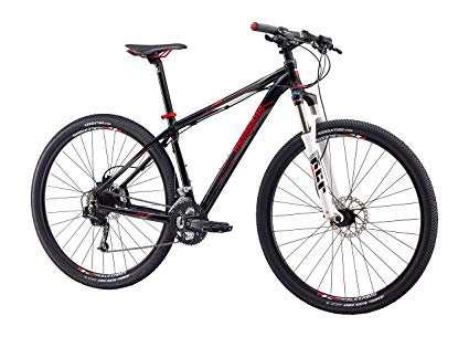 "Mongoose Men's Tyax Expert Mountain Bicycle with 29"" Wheel, Black"