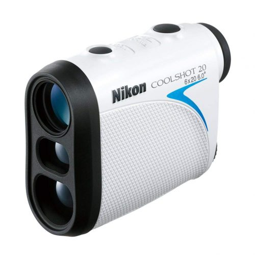 Nikon Coolshot 20 Golf Rangefinder (Two Batteries Included)