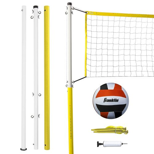 Franklin Sports Volleyball - Starter, Family, Professional Sets