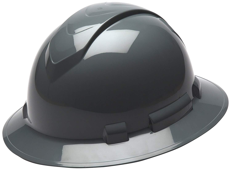 Pyramex HP54113 Ridgeline Full Brim 4 Pt Ratchet Suspension Hard Hat