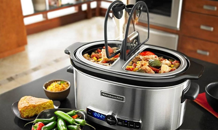Crock Pots with Timer