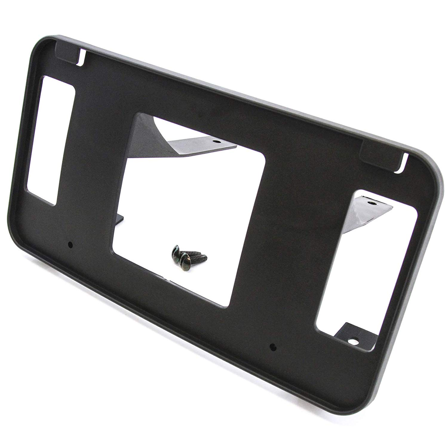 Red Hound Auto Front License Plate Bumper Mounting Bracket Compatible with Ford (F-150 1993-2003, Expedition 1997-2002) Frame Holder (NOT Compatible with Harley Davidson or Crew Cab Models)