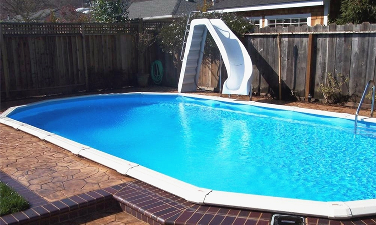 Top 10 Best Above Ground Pool Slides in 2019 – Complimentary ...