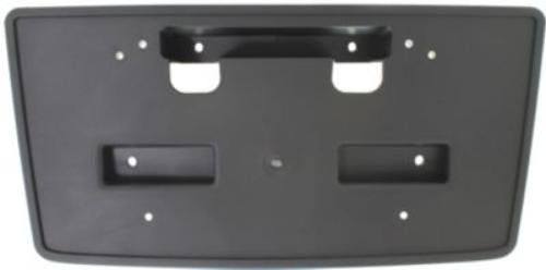 Crash Parts Plus Front Primed License Plate Bracket for 14-15 Chevrolet Silverado 1500 GM1068155