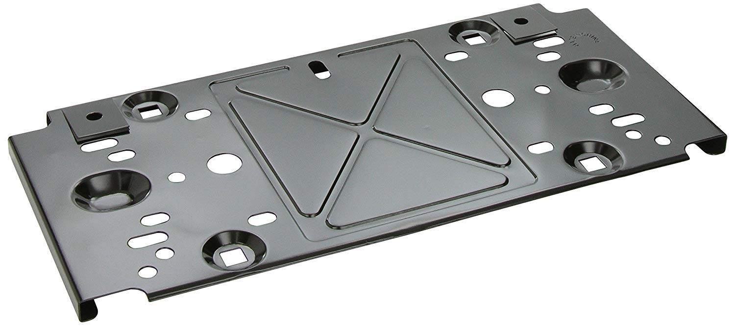 Dorman Help! 68148 Front License Plate Bracket