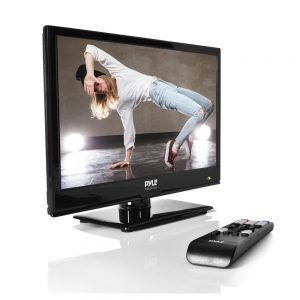 Pyle 15.6-Inch 1080p LED TV/Ultra HD TV/ LED Hi-Res Widescreen Monitor