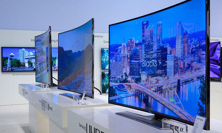 LCD TVs and LED TVs