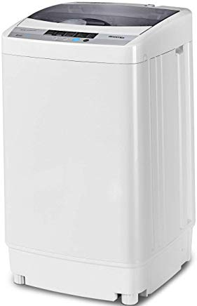 Giantex Full-Automatic Washing Machine Portable Compact - cheap washing machines