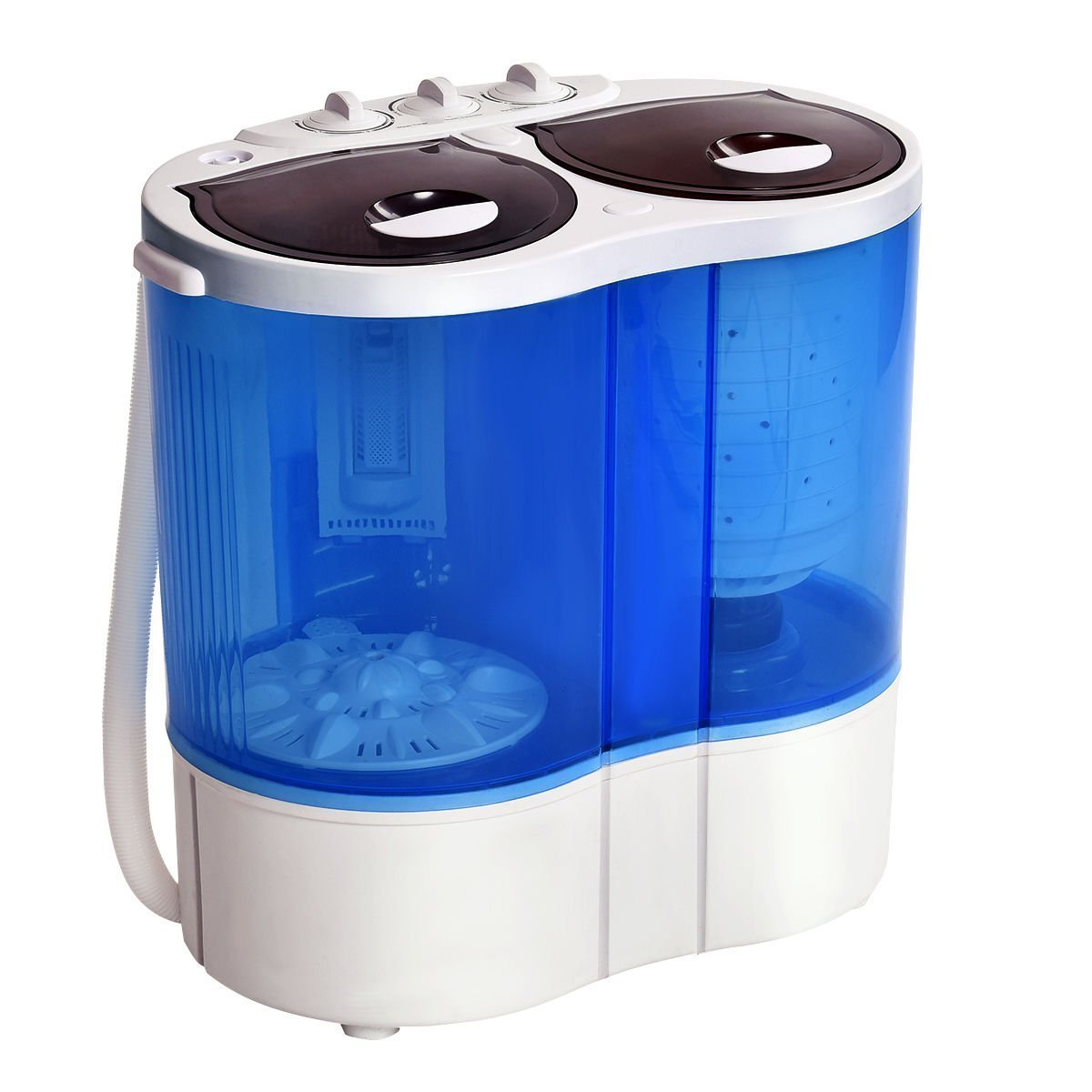Giantex 15.4lbs Portable Mini Washing Machine