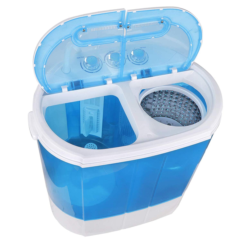 ZENSTYLE Full-Automatic Mini Multifunctional Washing Machine - cheap washing machines