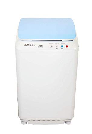 Silk Lux Compact 1.1 Cu.ft Full Automatic Washing Machine with Germicidal UV Light - cheap washing machines
