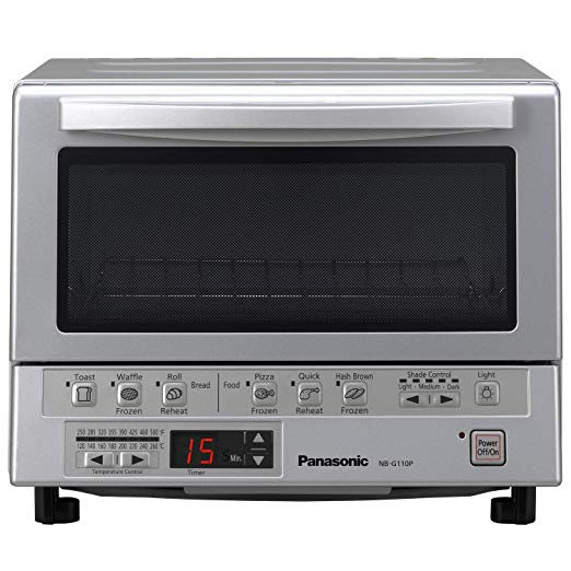 Panasonic FlashXpress Compact Toaster Oven | Bread Toaster Ovens
