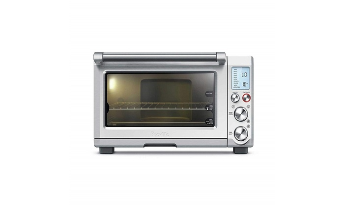 Breville BOV845BSS Smart Oven Pro 1800 W Convection Toaster Oven | Bread Toaster Ovens