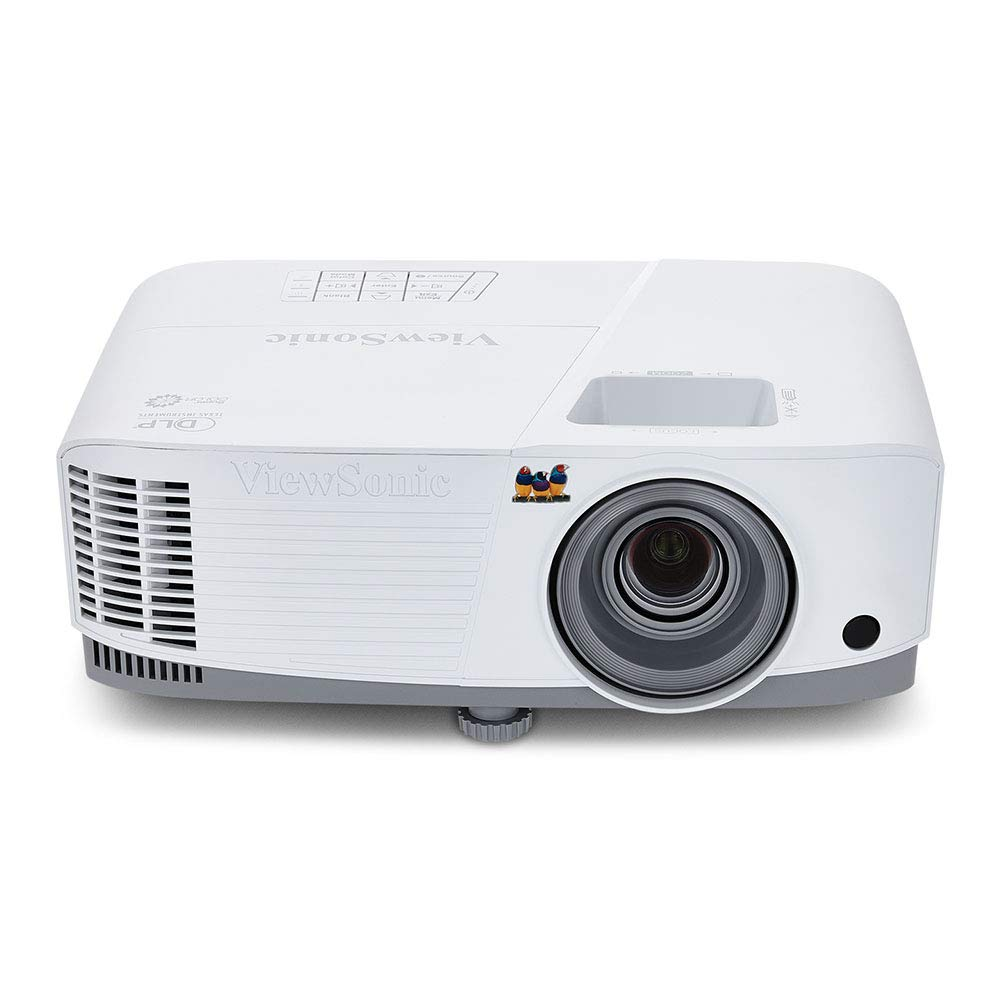 ViewSonic 3600 Lumens SVGA High Brightness Projector for Home and Office - Projectors for Conference Room