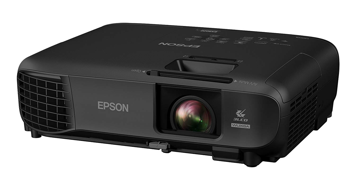 Epson Pro EX9220 1080p+ WUXGA 3,600 lumens color brightness - Projectors for Conference Room