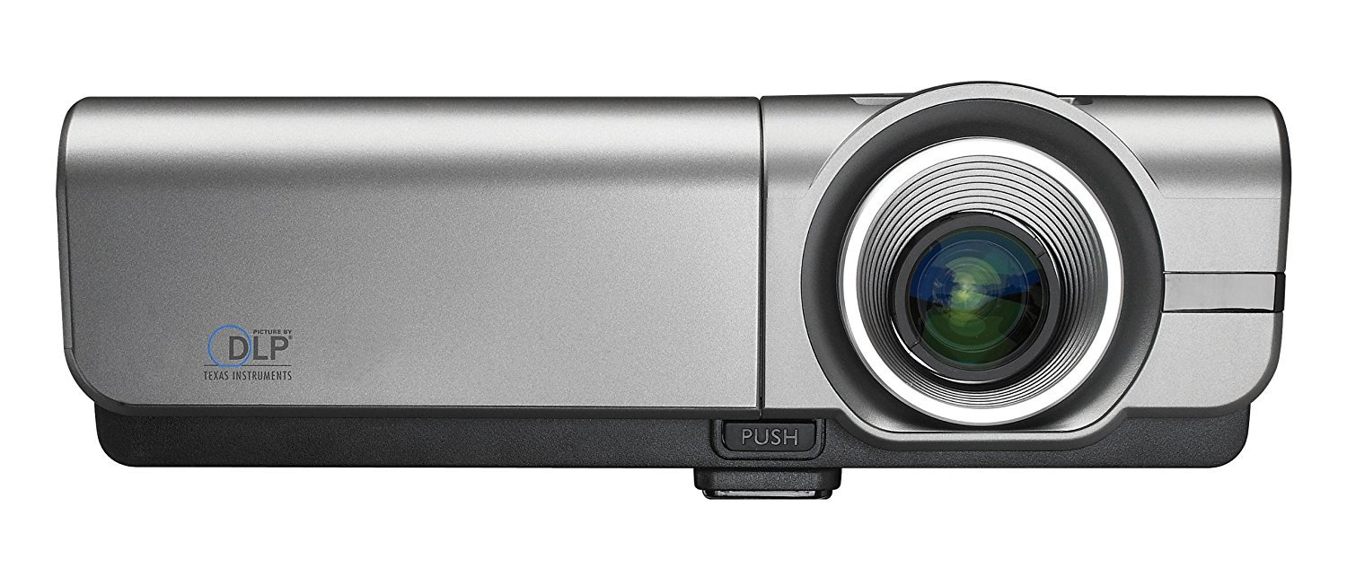 Optoma X600 XGA 6000 Lumen Full 3D DLP Network Projector with HDMI - Projectors for Conference Room