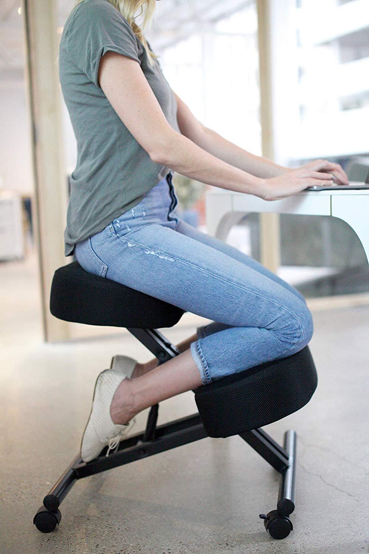 Sleek form Kneeling Posture Chair