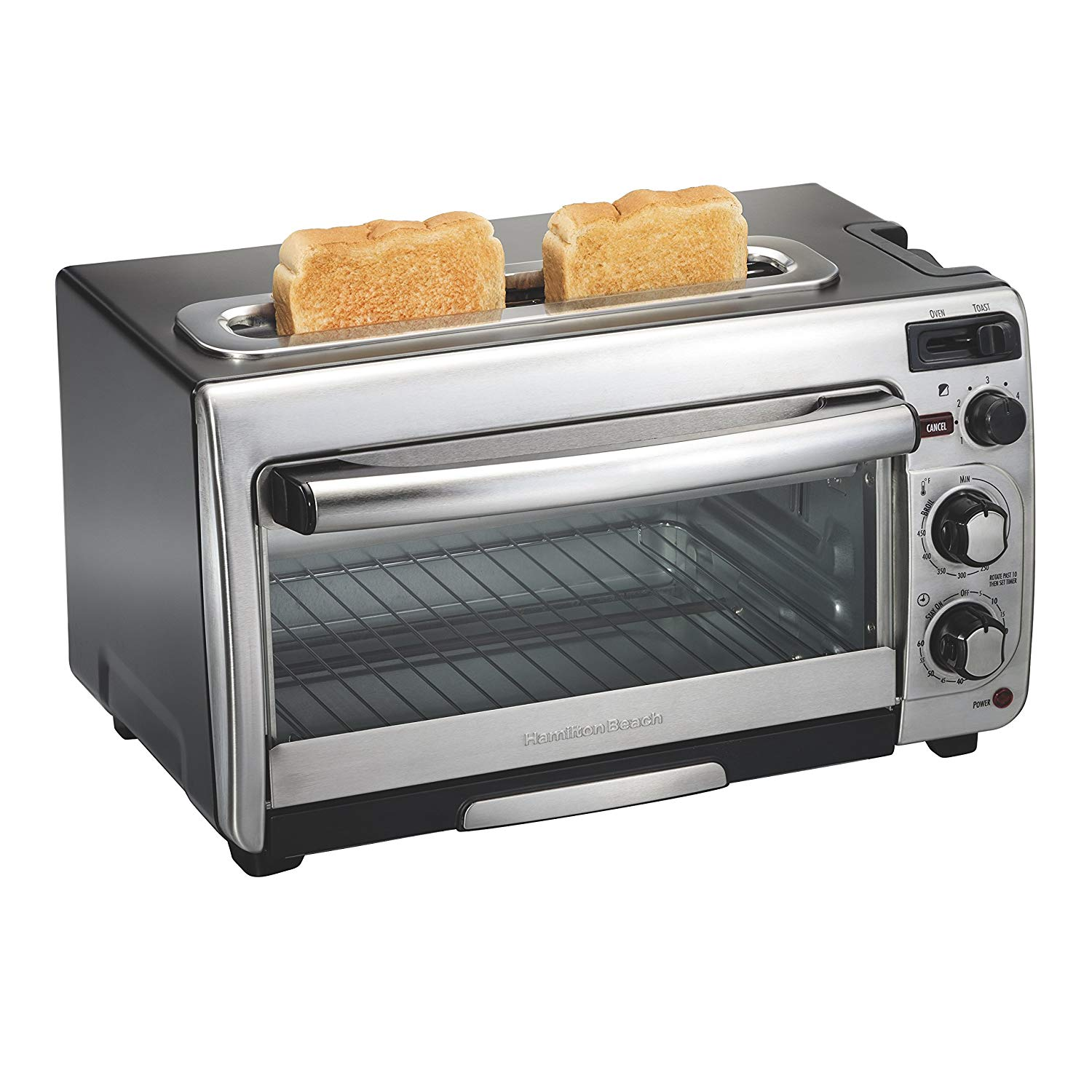 Hamilton Beach 2-in-1 Countertop Oven