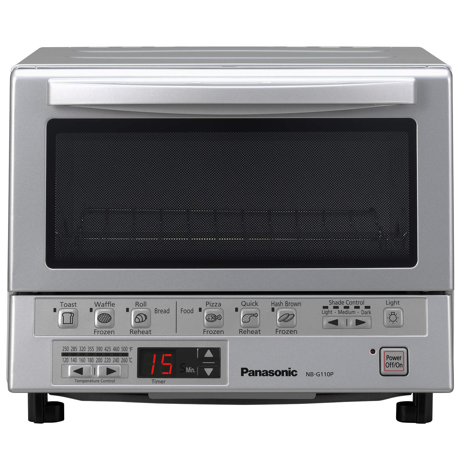 Panasonic FlashXpress Compact Toaster Oven