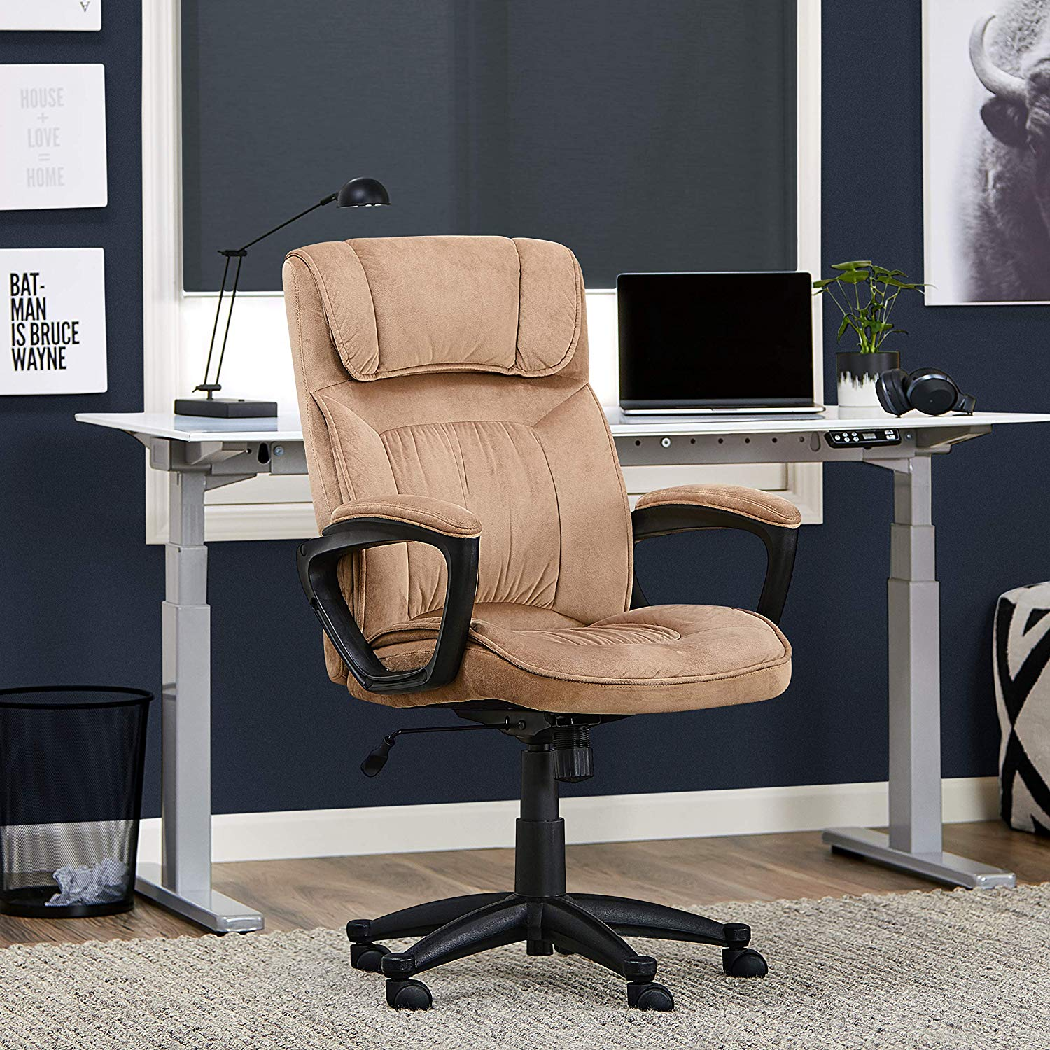Serta Style Hannah I Office Chair, Microfiber - Executive Chairs