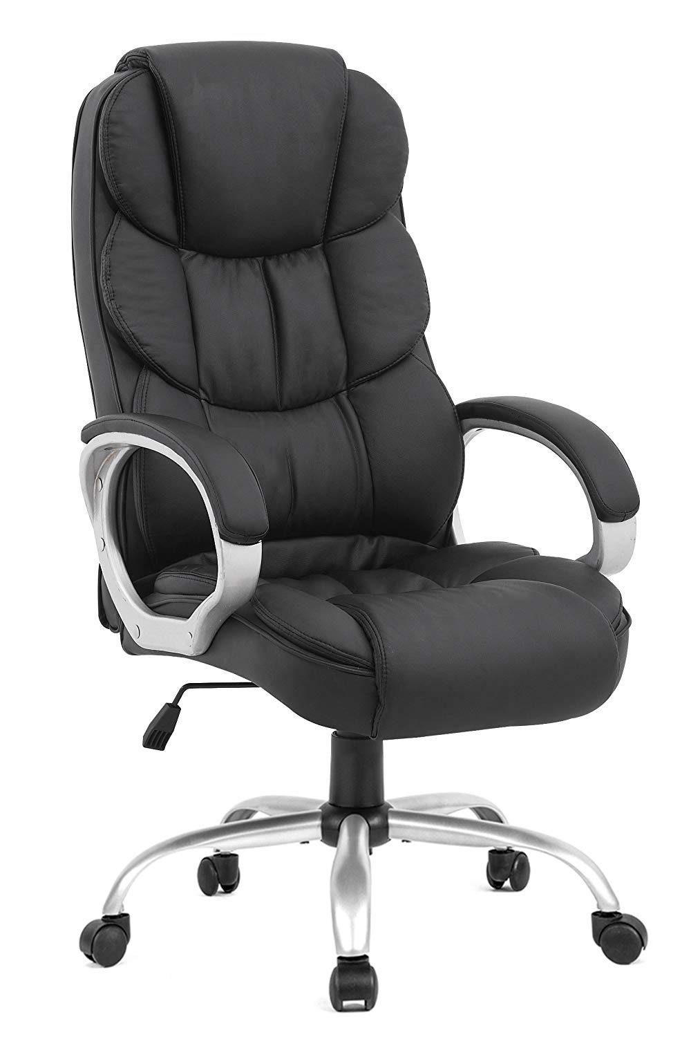 BestOffice Office Chair Desk, Black - Executive Chairs
