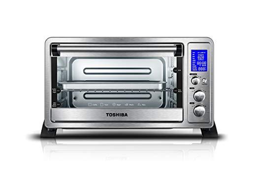 Toshiba AC25CEW-SS Digital oven