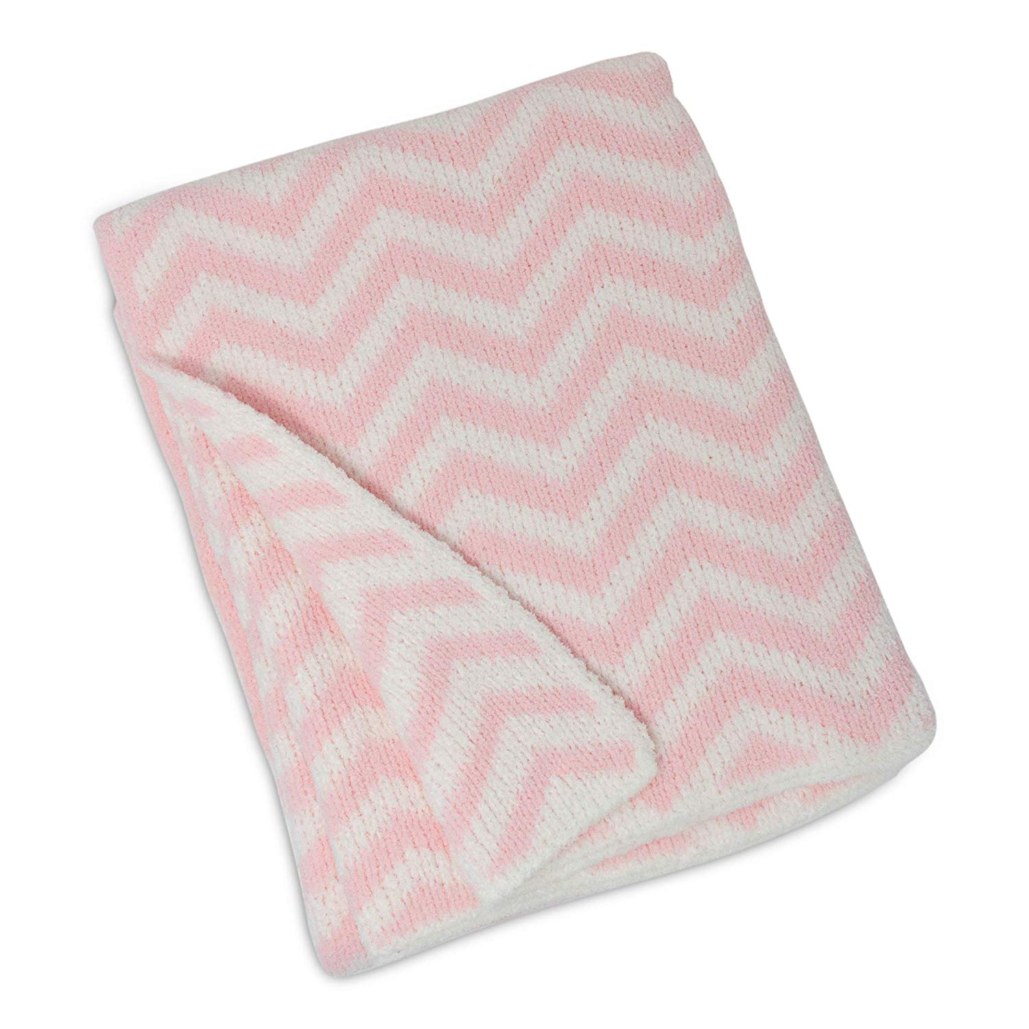 Living Textiles Chenille Baby Blanket - baby blankets